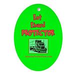 Lot Lizard Protector Amulet