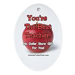 You're The Best Teacher