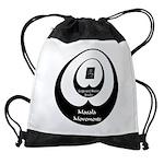 Masala Logo Drawstring Bag