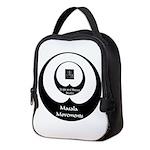Masala Logo Neoprene Lunch Bag