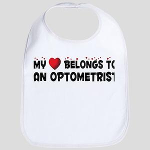 Belongs To An Optometrist Bib