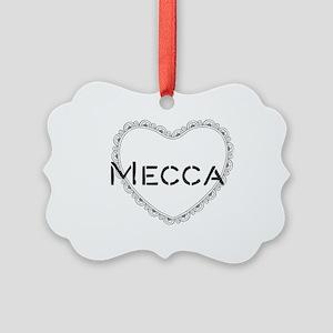 Mecca Picture Ornament