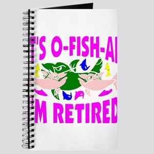 funny retirement Journal