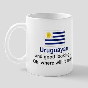 Gd Lkg Uruguayan Mug