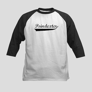 Poindexter (vintage) Kids Baseball Jersey