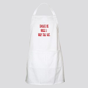 Whip this out BBQ Apron