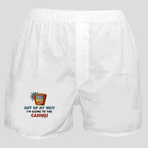 Out of my way! Boxer Shorts