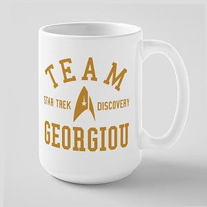 Star Trek Team Georgiou Mugs
