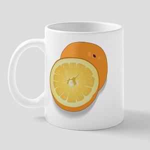ORANGE (2) Mug