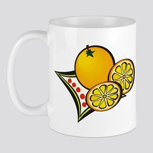ORANGE (3) Mug