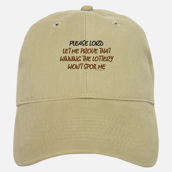 Please, Lord, let me prove.. Hat