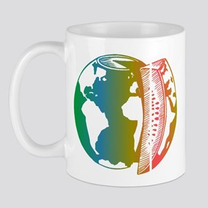 WATERMELON GLOBE Mug