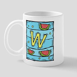 W....WATERMELON Mug