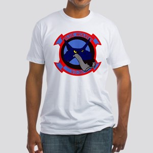 VS 35 Blue Wolves Fitted T-Shirt