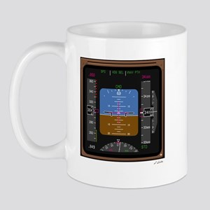 Primary Flight Display Mugs