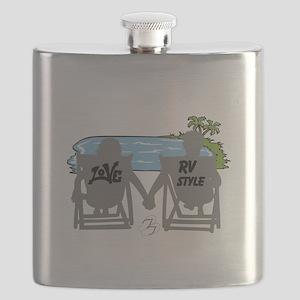 LOVE RV STYLE Flask