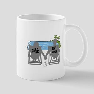 LOVE RV STYLE Mugs