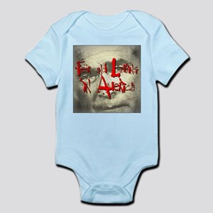 Fear and Loathing in America Infant Creeper