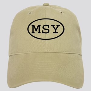 MSY Oval Cap