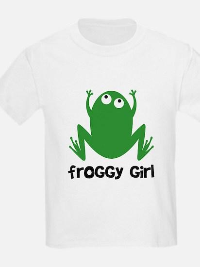 Froggy Girl T-Shirt
