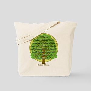 Tree Wisdom Tote Bag