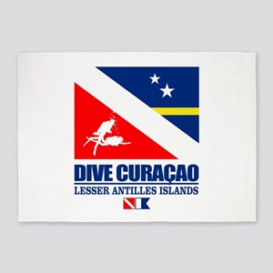 Dive Curacao 5'x7'Area Rug