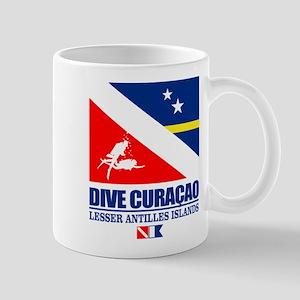 Dive Curacao Mugs