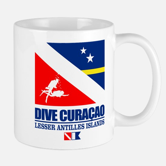 Dive Curacao Mugs