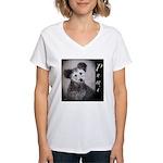 Pumi Women's V-Neck T-Shirt