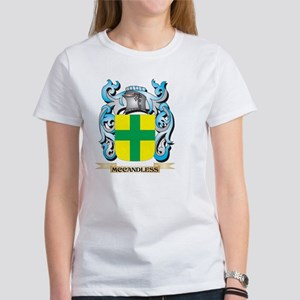 Mccandless Coat of Arms - Family Crest T-Shirt