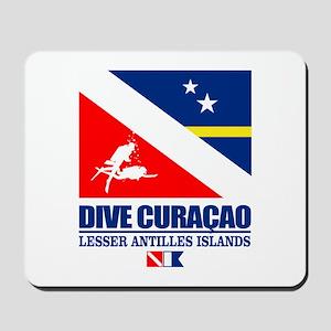 Dive Curacao Mousepad