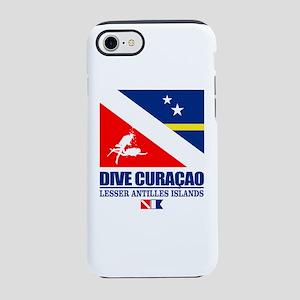 Dive Curacao iPhone 8/7 Tough Case