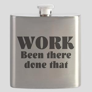 retirement Flask
