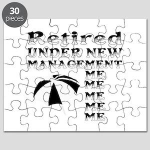 Funny retirement Puzzle