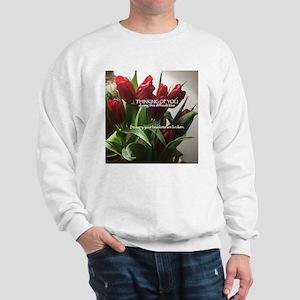I'm sorry your brackets are broken Sweatshirt