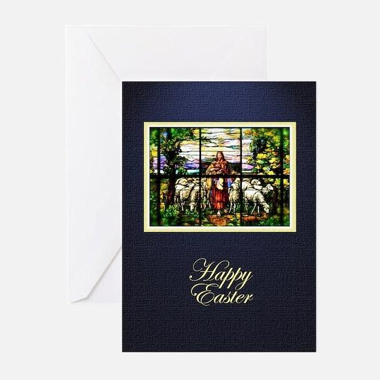 Lamb - Happy Easter Greeting Cards (Pk of 10)