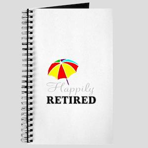 cute retirement Journal