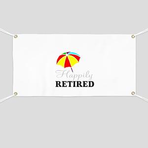 cute retirement Banner