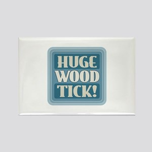 Huge Wood Tick Magnets