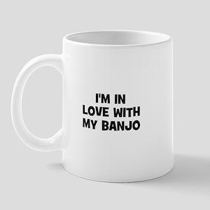 I'm in love with my Banjo Mug