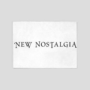 New Nostalgia 5'x7'Area Rug