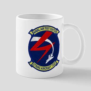 Strike Aircraft Test Center 11 oz Ceramic Mug