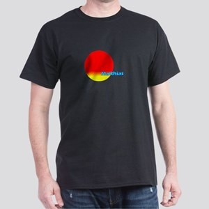 Matthias Dark T-Shirt