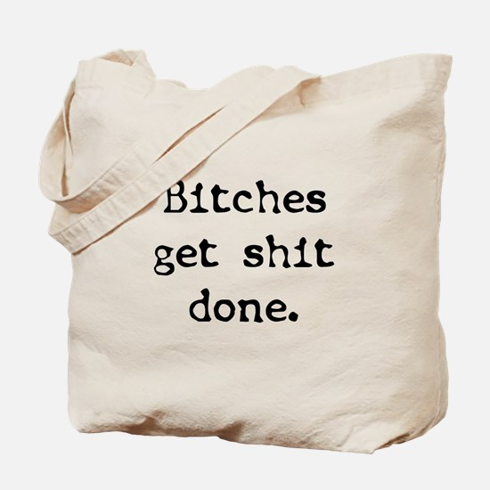 Get It Done Tote Bag