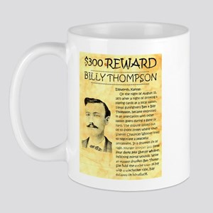Billy Thompson Reward Mug