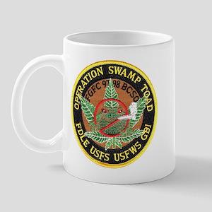 Operation Swamp Toad Mug