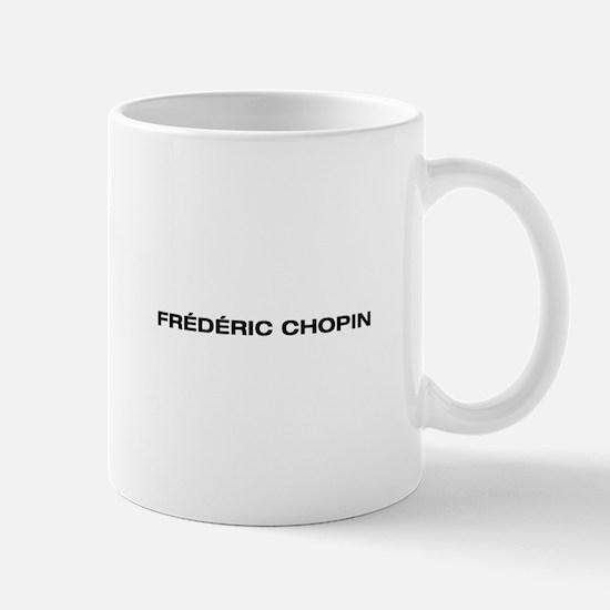 Frédéric Chopin Mug
