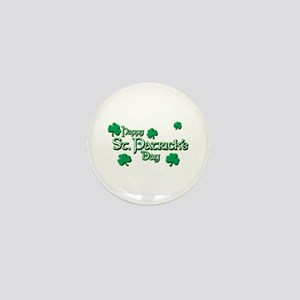 Happy St. Patricks Day Mini Button