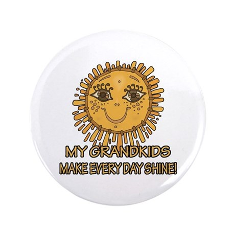 "Love Grandparents 3.5"" Button (100 pack)"