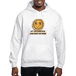 Love Grandparents Hooded Sweatshirt